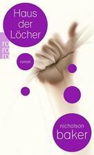 Haus der Löcher  Baker  Erotischer Roman  Erotik Taschenbuch ++Ungelesen++