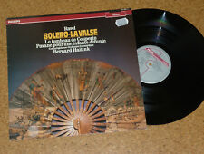 LP Ravel Bolero La Valse Bernard Haitink Philips Classics 412 934-1 Vinyl NM