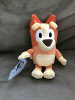 "Bluey Bingo 8"" Plush Toy Stuffed Animal Mini Plushie TV Show Orange Friends New"