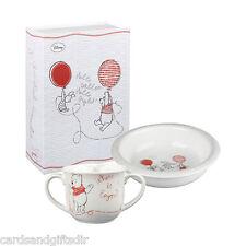 Winnie The Pooh Sketchbook Unravelled Mug & Porringer by Churchill China