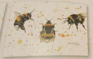 Bree Merryn Canvas Cuties Bee Happy Bumble Bees