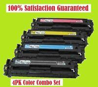 4PK NONOEM Toner Cartridge for Canon 118 ImageClass MF8330 MF8350 MF8380 LBP7200