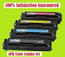 4PK NONOEM Toner Cartridge for Canon 118 ImageClass MF8330 MF8350 MF8380 LBP7200