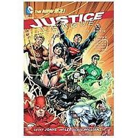 Justice League Vol. 1: Origin [The New 52]  VeryGood