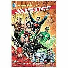 Justice League, Vol. 1: Origin (the New 52): By Geoff Johns
