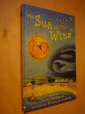 Usborne First Reading level One The Sun and the Wind NEUF Illustré Fable Esope