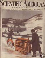1920 Scientific American February 14-The Machine gun
