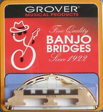 Grover Acousticraft Tenor Banjo Bridge 5/8 in. Height, MPN 91