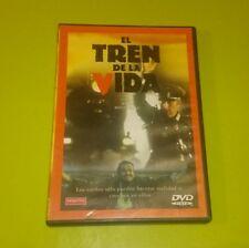 DVD.- EL TREN DE LA VIDA - RADU MIHAILEANU