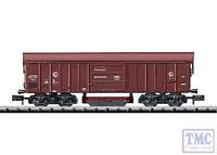 15500 MiniTrix N Gauge Track Cleaning Wagon IV