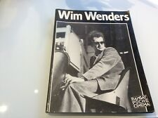 Wim wenders cinema allemand camera/stylo éditions Ramsay 1987