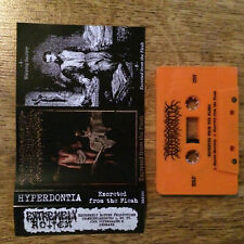 HYPERDONTIA - Excreted from the Flesh - MC - DEATH METAL