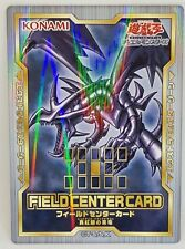 Yu Gi Oh Japanese Field Center Card 20 Anniversary Parallel Red-Eyes B. Dragon