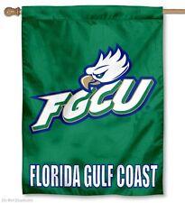 Florida Gulf Coast FGCU Eagles House Flag, New, Free Shipping