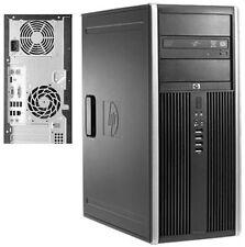 PC Computer Hp Elite 8300 MT Intel G640 2,80GHz 3MB L3, 250GB 4GB USB 3.0 Win7