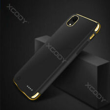 Ultra-Thin Battery External Power Charger Charging Case Cover For iPhone 6 7 8 X