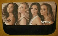 Girls Personalised Little Mix Black Pencil Case -Include Name Great for school
