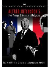 "Alfred Hitchcock's ""Bon Voyage"" and ""Aventure Malgache"" [New DVD]"
