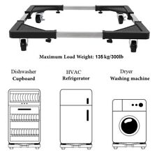 Universal Band Table Saw Mobile Base Swivel Casters Square Rectangular Rolling