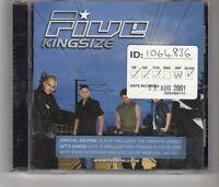 (HK678) Five, Kingsize - 2001 CD