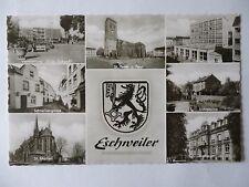 Ansichtskarte Eschweiler sieben Ansichten