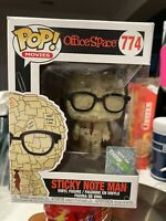 Funko Pop! Office Space #775 - Sticky Note Man - Think Geek Exclusive