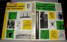 Guinness Book Of Records - HB/DJ, 10th Ed 1962