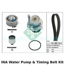 INA Water Pump & Timing Belt Kit (Engine, Cooling) - 530 0201 32 - OE Quality