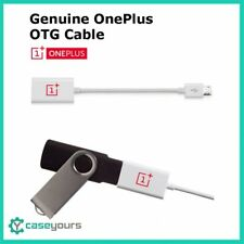 1 PLUS ONEPLUS One OTG GENUINE ORIGINALE OnePlus OTG CAVO, 1+1, One Plus Nuovo!