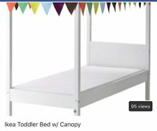 OVRE ÖVRE from IKEA Canopy Multicolor Flags for Child's Bed Bunk 70 x 160 cm