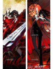 Animation Art & Characters 59 Anime KonoSuba Megumin Dakimakura Pillow Case Cover Hugging Body #ee3