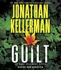 GUILT - Jonathan Kellerman  - 2013 - 7 CD  Audio Book  Abridged)