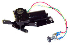 1954 1955 Electric Wiper Motor Kit (12 Volt) Chevrolet Chevy Pickup Truck  54 55