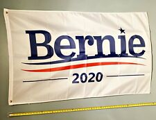 JOE BIDEN FLAG *FREE SHIP USA SELLER!* Bernie Sanders White USA Poster Sign 3x5'