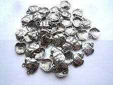 25 NO 1 TEACHER APPLE GIFT PRESENT CHARMS PENDANTS  - FAST FREE SHIPPING