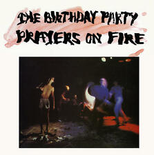 The Birthday Party - Prayers On Fire 200G LP REISSUE NEW LMTD EDITION Nick Cave