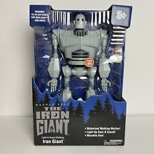 Warner Bros The Iron Giant Light & Sound Walking Walmart Exlusive Toy