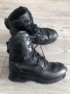 British Army Haix Combat Boots Uk 6W