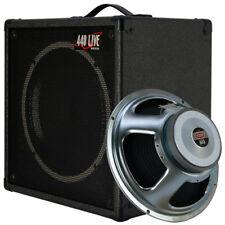 1x12 Guitar Speaker Extension Cabinet W/ 8 Ohms CELESTION Seventy 80 Bk Tolex