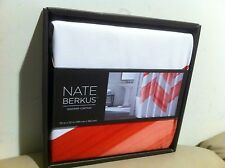 New Nate Berkus Shower Curtain 72 In X Polyester