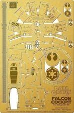 Paragrafix 1/43 DeAgostini Millennium Falcon Cockpit PE & Decal Set 193