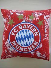 Kissen rot/weiß FC Bayern München 2018/2019 neu neu 22864