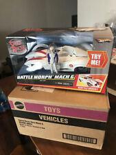 Speed Racer Hero Battle Morph Mach 6 set Sealed - 2007 Mattel