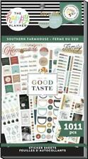 The Happy Planner Planner Stickers Southern Farmhouse 1011