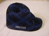 MARMOT BEANIE WINTER HAT WITH VISOR - UNISEX ONE SIZE