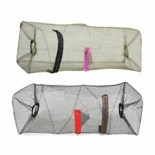 Fishing Nets Bait Trap Cast Dip Cage Single Multifilament Fish Tackle Gear Tools