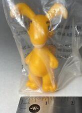 Neopets Orange Blumaroo Burger King Figure 2008