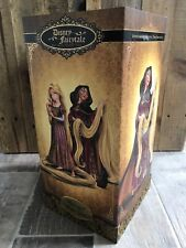 Disney Fairytale Designer Rapunzel and Mother Gothel Limited Edition Doll Set