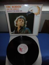 "Eric Burdon And The Animals ""House Of The Rising Sun"" LP PLATINUM GERMANY"