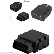 ELM327 Mini OBD2 Bluetooth Car Scanner Android Auto Scanner Diagnostic Tool